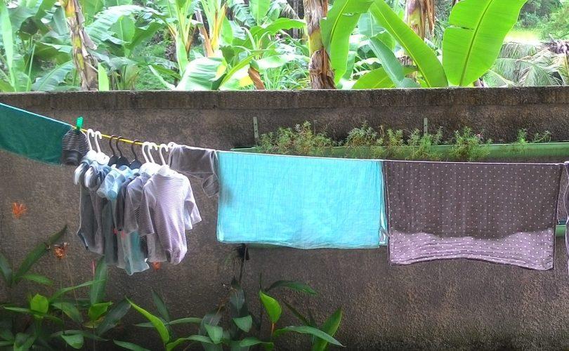 zwanger op Bali